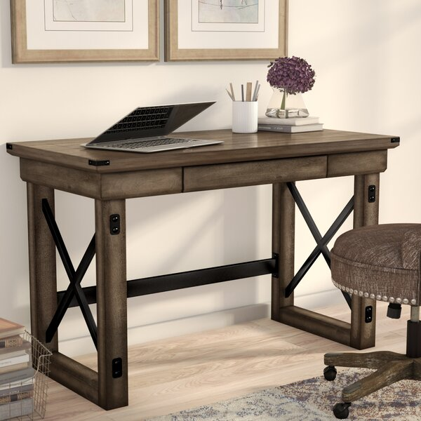 Gladstone Writing Desk by Laurel Foundry Modern Fa
