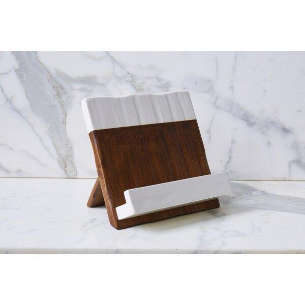 Mod iPad Cookbook Holder Accessory by etúHOME