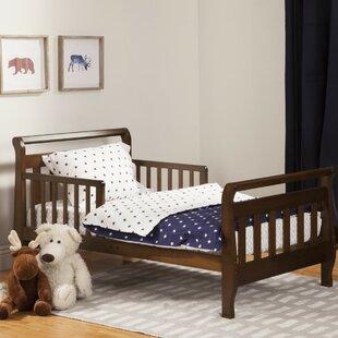 Order Toddler Sleigh Bed ByHarriet Bee