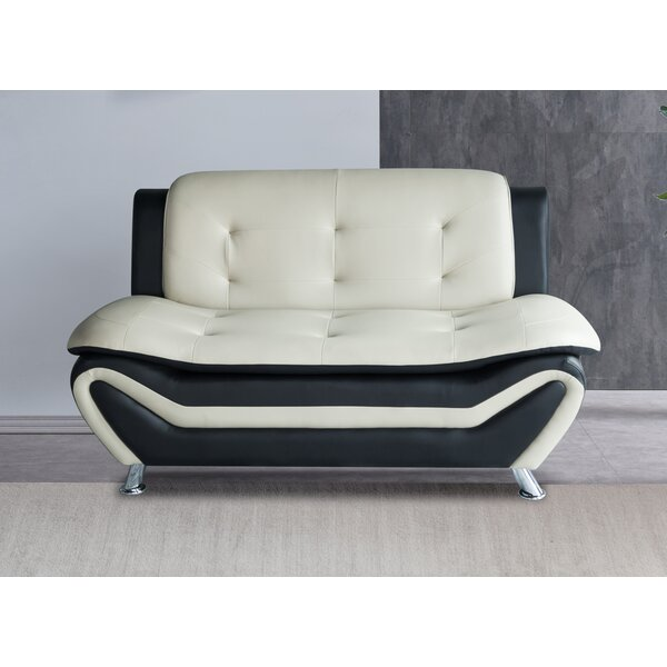 Vizcarrondo Loveseat By Orren Ellis