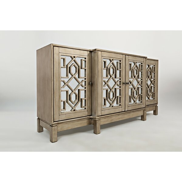 Gina 4 Door Accent Cabinet by Rosdorf Park