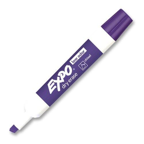 Dry Erase Marker, Low Odor, Chisel Tip by Sanford Ink Corporation