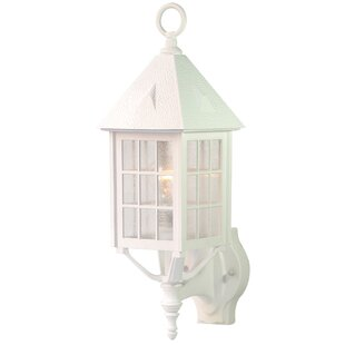 Buying Joy Outdoor Sconce By Highland Dunes