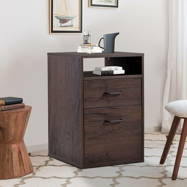 Acrion 2-Drawer Vertical Filing Cabinet