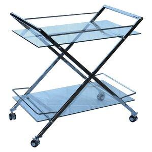 Martini Bar Cart by Casabianca Furniture