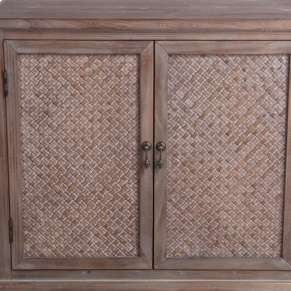 Oakgrove 2 Door Accent Cabinet by Bayou Breeze Bayou Breeze
