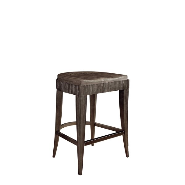Hackney 17.5 Bar Stool by Gracie Oaks