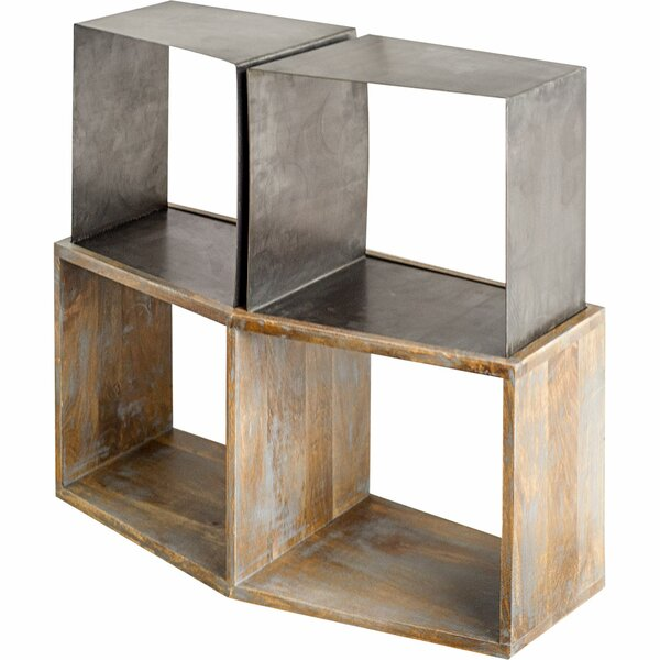 Cherryvale Cube Bookcase By Gracie Oaks
