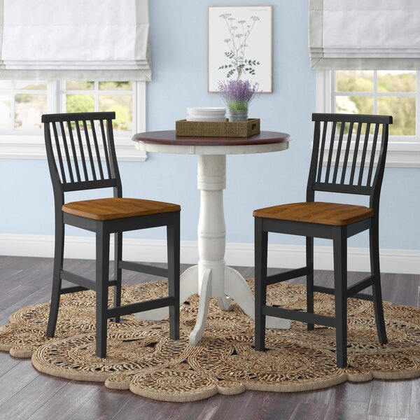Benally 24 Bar Stool by Three Posts