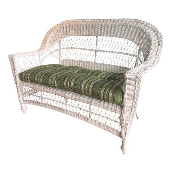 Camacho Outdoor Loveseat by August Grove