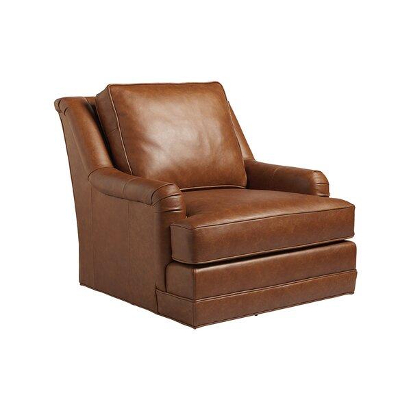Los Altos Swivel Club Chair by Tommy Bahama Home