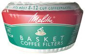 Basket Coffee Filter (Set of 200) by Melitta