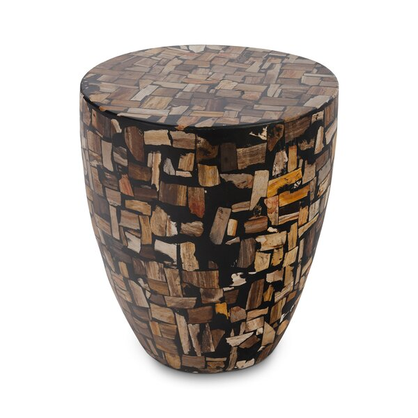 Petrified End Table by Phillips Collection