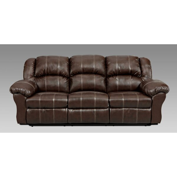 Aruba Dual Reclining Sofa by Roundhill Furniture