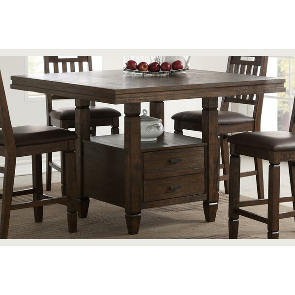 Rodriguez Counter Pub Table by Union Rustic