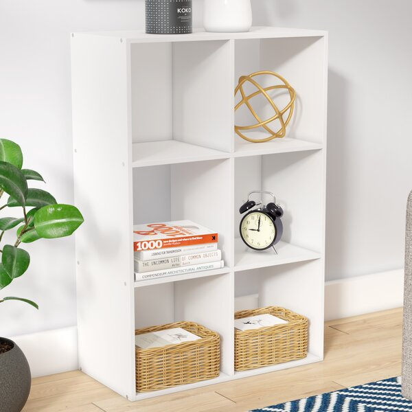 Burchfield Cube Unit Bookcase by Zipcode Design