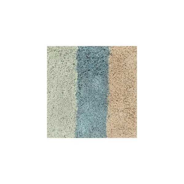 Chontos Hand-Tufted Blue/Green/Brown Area Rug by Latitude Run