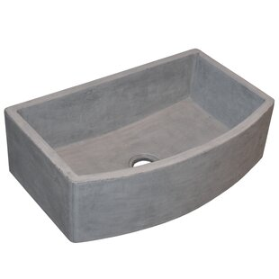 Modern & Contemporary Concrete Farmhouse Sink | AllModern