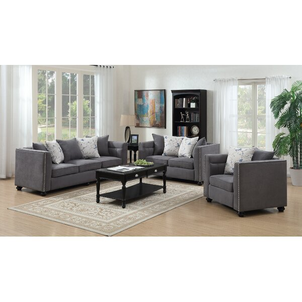 Cheever Configurable Living Room Set by Alcott Hill