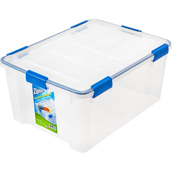 Weathershield Storage Box by Ziploc®