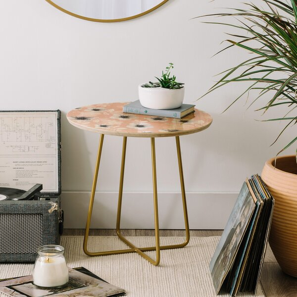 Emanuela Carratoni Garden End Table by East Urban Home
