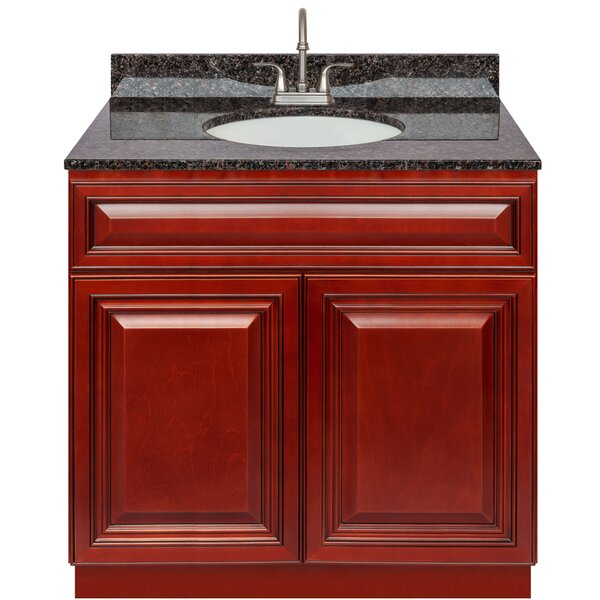 Ilkley 36 Single Bathroom Vanity Set by Charlton Home