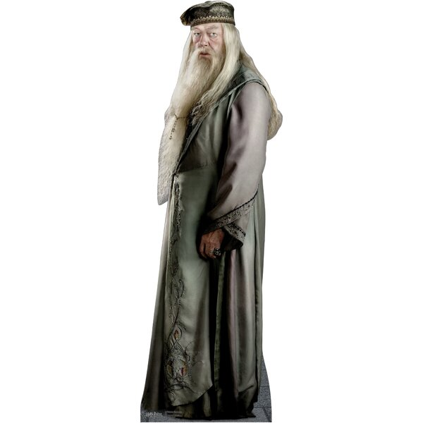 Harry Potter Professor Dumbledore Cardboard Stand-Up by Advanced Graphics