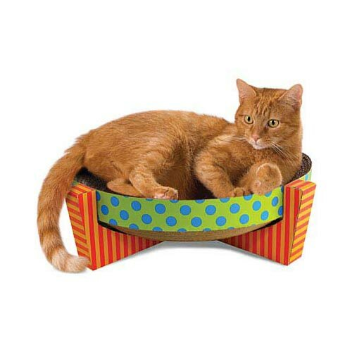 4 Snuggle Sisal Cat Perch by PetStages