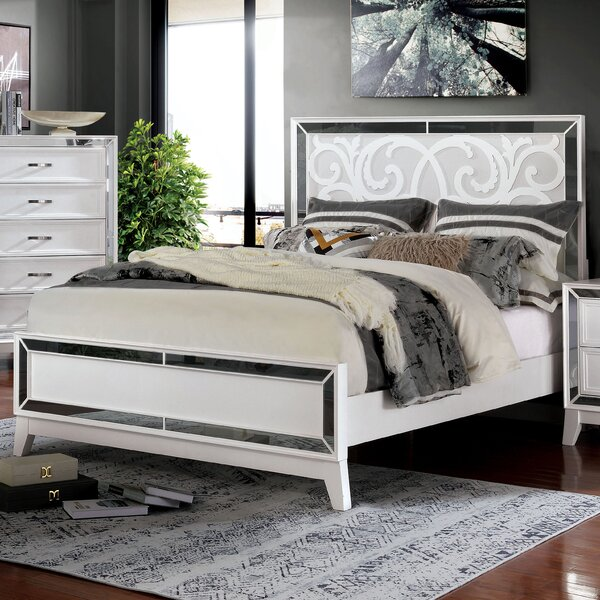 Iker Standard Bed by Rosdorf Park
