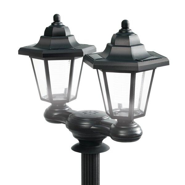 Solar Pole 2-Light 60 Post Light by Ideaworks