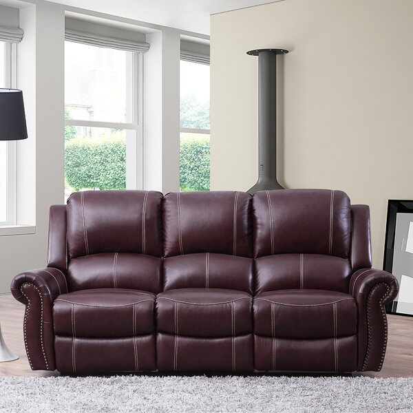 Vanhoy Reclining Sofa by Darby Home Co