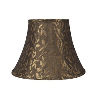 Price Check 13 Linen Bell Lamp Shade By Red Barrel Studio