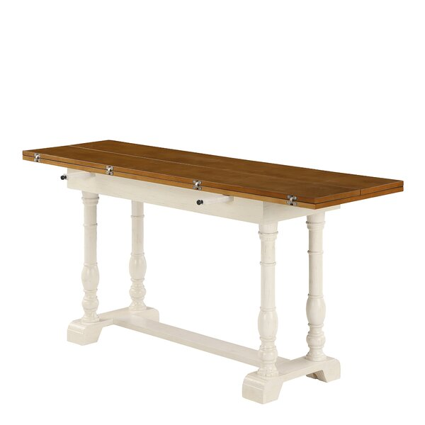 Console To Dining Table Wayfair Co Uk