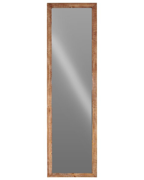 Eliora Wood Full Length Mirror by Millwood Pines