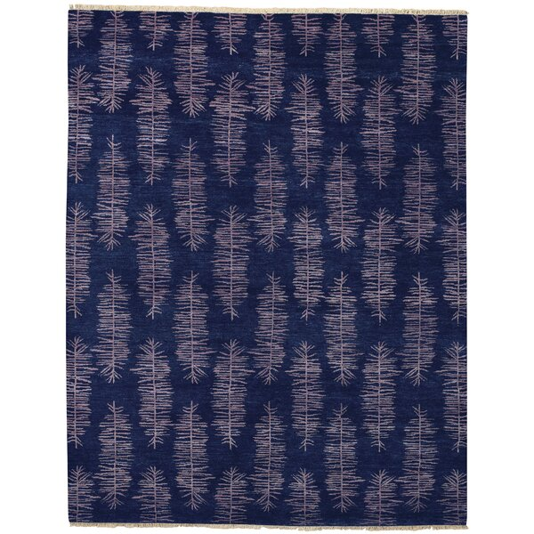 Frasier Navy Area Rug by Capel Rugs