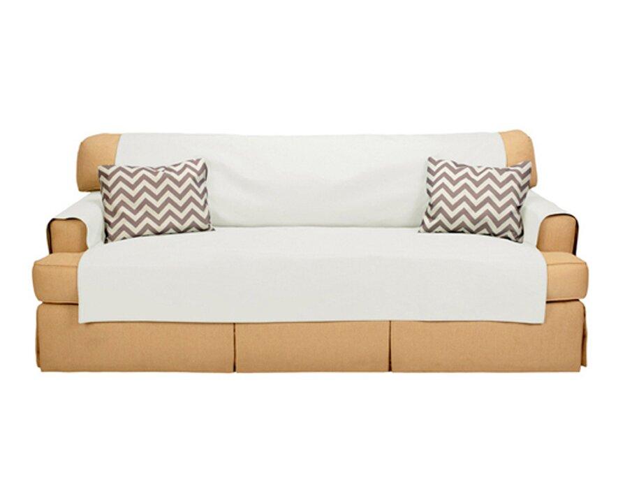 Sofabulous T Cushion Sofa Slipcover