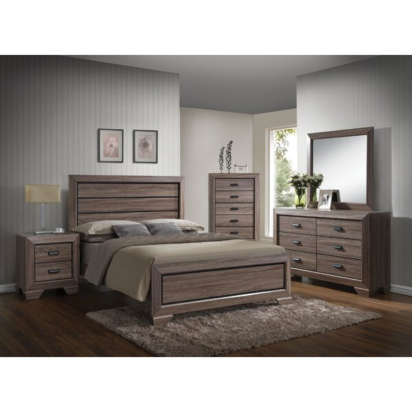 Weldy Standard Configurable Bedroom Set by Brayden Studio