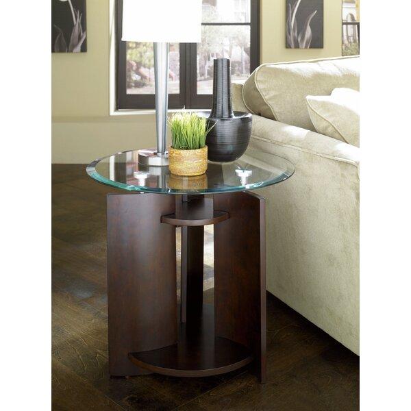 Aslan End Table by Red Barrel Studio