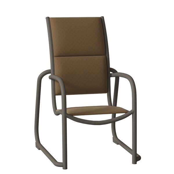 Millennia Padded Sling Patio Chair by Tropitone