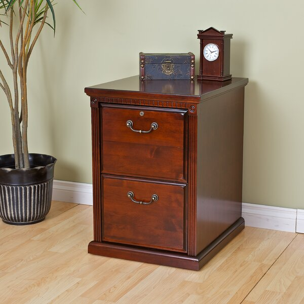 Huntington Club 2-Drawer Vertical Filling Cabinet by Martin Home Furnishings