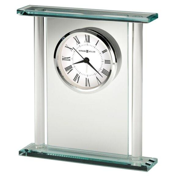 Julian Tabletop Clock by Howard Miller®