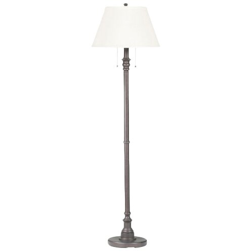Morrisdale 59.5 Floor Lamp by Three Posts