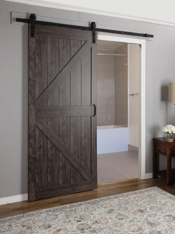 Erias Home Designs Continental MDF Engineered Wood 1 Panel Interior ...