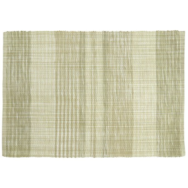 Huie Rectangular Cotton Woven Placemat (Set of 4) by August Grove