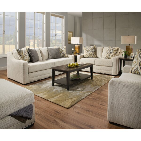 Swanigan Configurable Living Room Set by Three Posts
