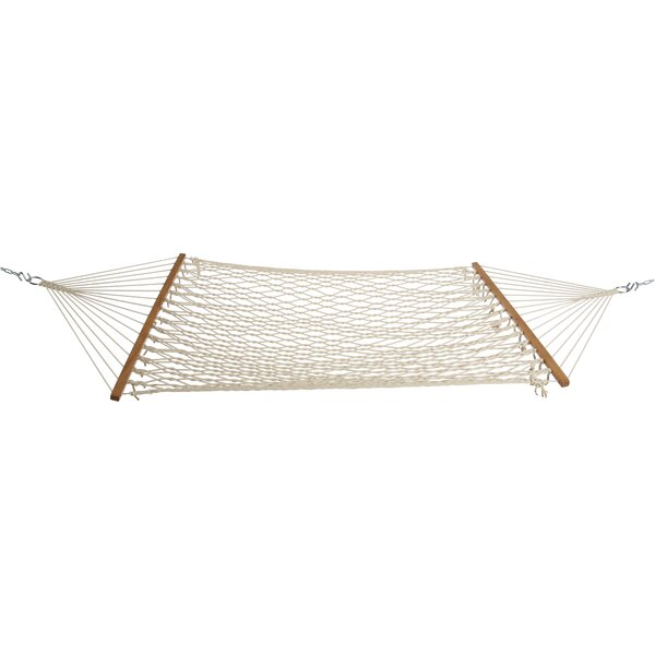 Halethorpe Cotton Rope Tree Hammock by Highland Dunes
