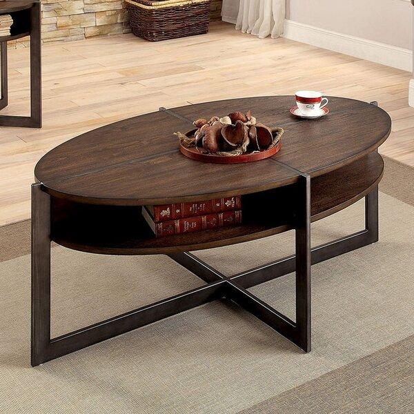 Rashid Coffee Table by Gracie Oaks Gracie Oaks