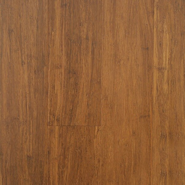3-6/7 Solid Strandwoven Bamboo Flooring in Carbonized by Albero Valley