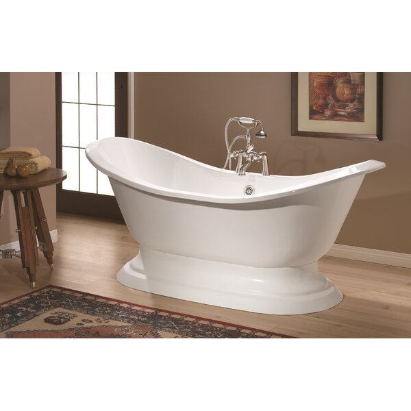 Regency 61 x 30 Soaking Bathtub by Cheviot Products