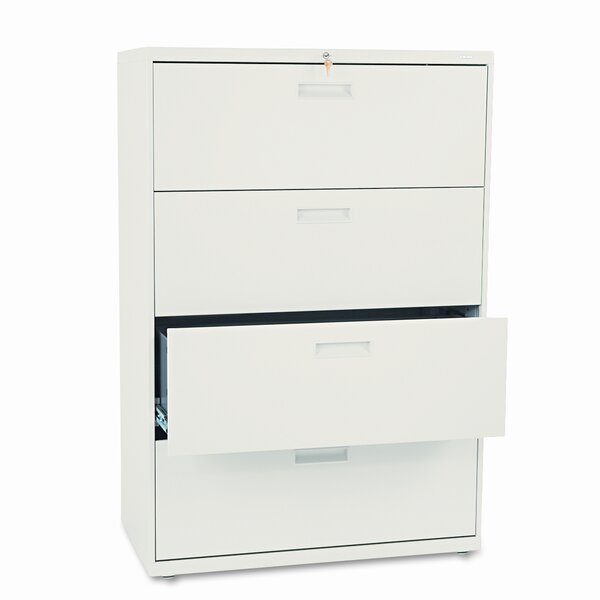 500 Series 36 4-Drawer Lateral File by HON